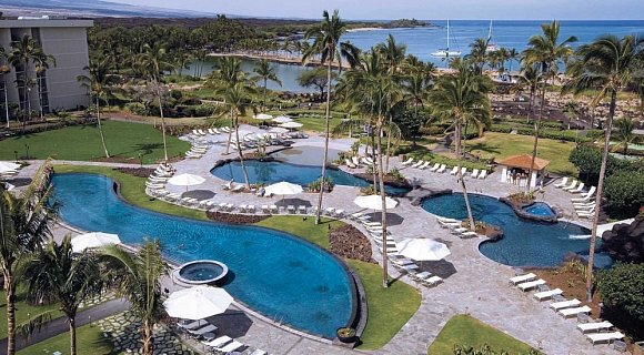 Marriott Waikoloa Ocean Club