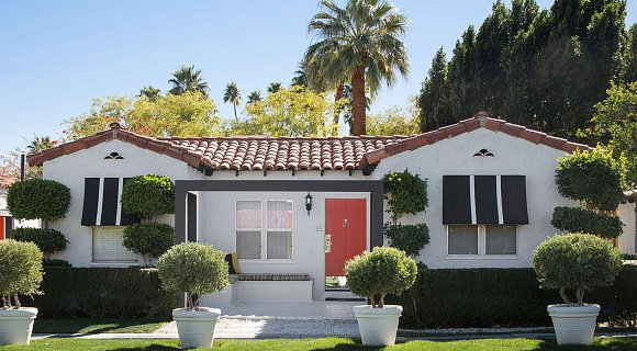 Avalon Hotel Bungalows, Palm Springs