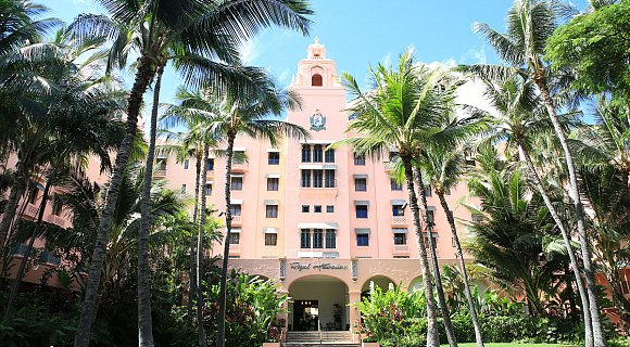 Royal Hawaiian Resort